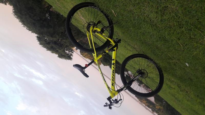 Bici kraux rodado 29